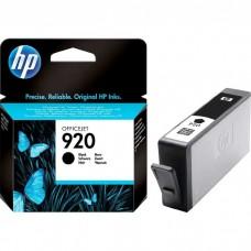 HP920 CD971AC ORIGINAL INKJET BLACK CARTRIDGE