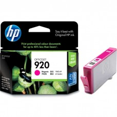 HP920 CH635AC ORIGINAL INKJET MAGENTA CARTRIDGE
