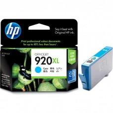 HP920XL CD972AC ORIGINAL INKJET CYAN CARTRIDGE