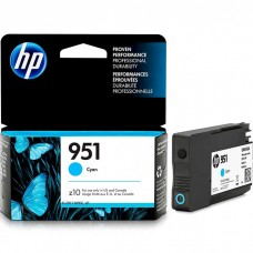 HP951 CN050AC ORIGINAL INKJET CYAN CARTRIDGE