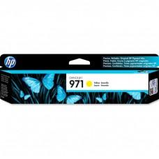 HP971 CN624AM ORIGINAL INKJET YELLOW CARTRIDGE