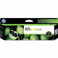 HP971XL CN628AM ORIGINAL INKJET YELLOW CARTRIDGE