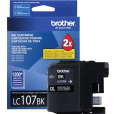 BROTHER LC107BK ORIGINAL INKJET BLACK CARTRIDGE