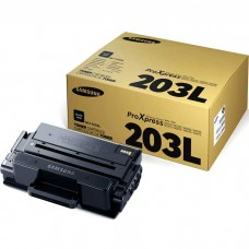 SAMSUNG MLT-D203L LASER ORIGINAL BLACK TONER CARTRIDGE
