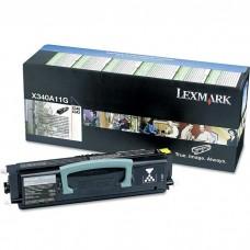 LEXMARK X340A11G LASER ORIGINAL BLACK TONER CARTRIDGE